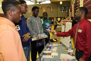 College Expo Photo